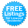 Free Listings for Linwood Residents!